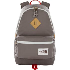 The North Face Berkeley Backpack Falcon Brown/Tibetan Orange